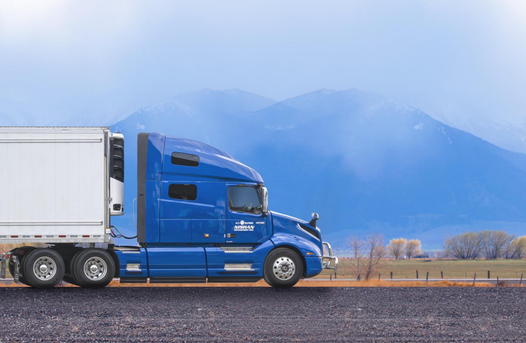 Exclusive freight | FTL | Full truckload | Nishan Transport